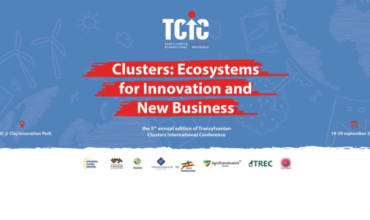 Clustes Ecosystems for Innovation and New Business 2019 - 1