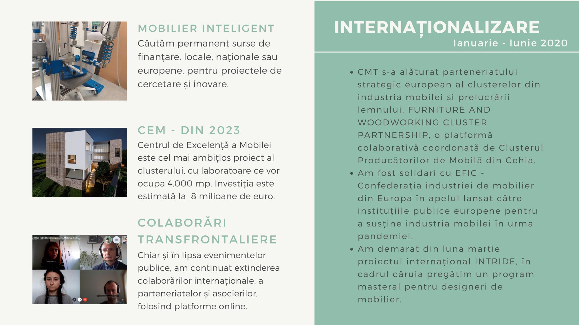 Scurt raport CMT ianuarie - iunie 2020-2