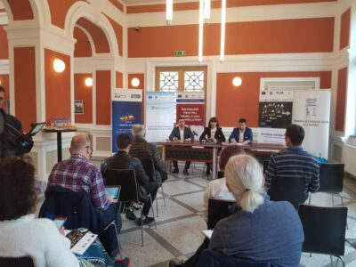 Launch of Intelligent Romania project